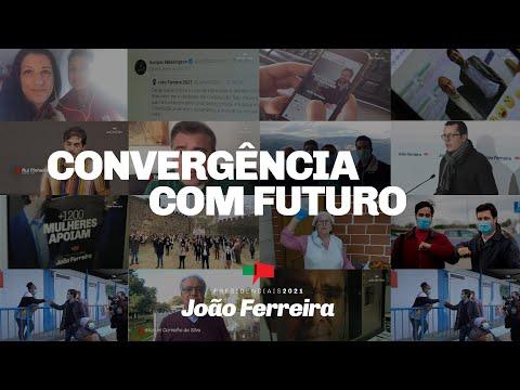 João Ferreira, convergência com futuro