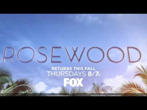 Download ROSEWOOD SEASON 2 TEASER - MOVES TO THURSDAYS THIS FALL