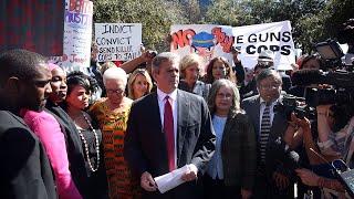 Mayor Adler joins Black Lives Matter call for speedy investigation into David Joseph's death