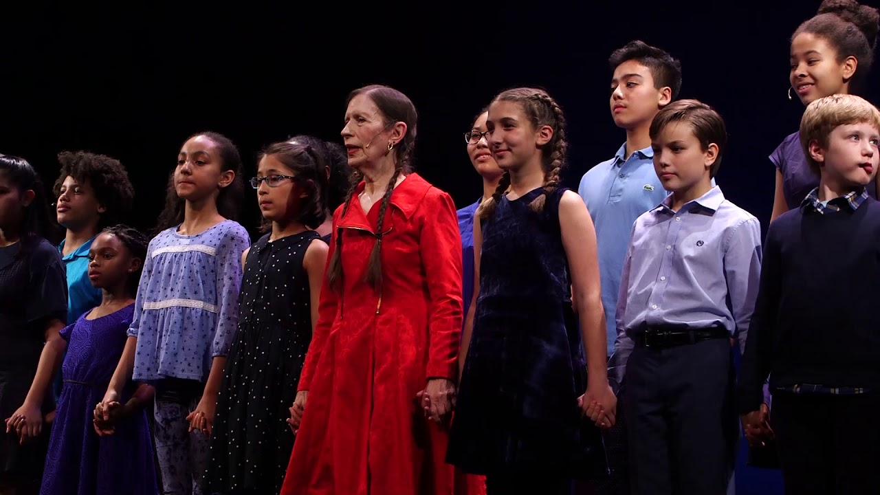 Behind the Scenes: Meredith Monk's Dancing Voices, Episode Four