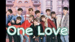 [Phiên âm tiếng Việt] One Love - Wanna One