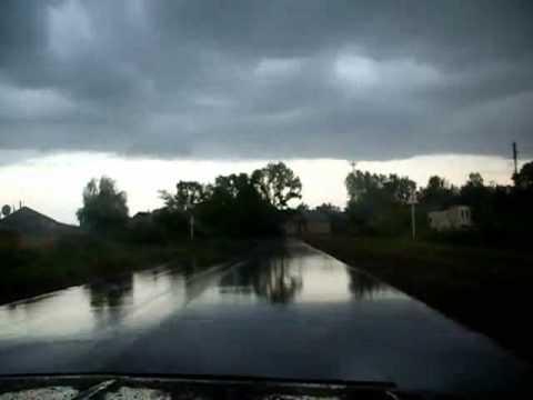 Дорога к Санчурску со стороны Яранска