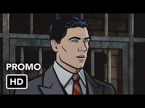 Archer: 8x03 Jane Doe - promo #01