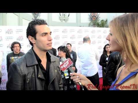 "Adam Bakri, star of ""Omar"" at the The Last Emperor 3D Screening Gala #AFIFest"