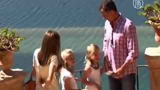Испанская королевская семья отдохнула на Мальорке (новости)