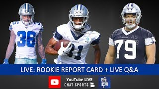Dallas Cowboys Report With Tom Downey (August 18)