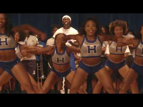 HamptonU Cheerleaders 8.24.2017