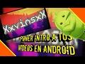 COMO PONER UNA INTRO EN MIS VIDEOS| KINEMASTER APK MEGA | XxvinsxX