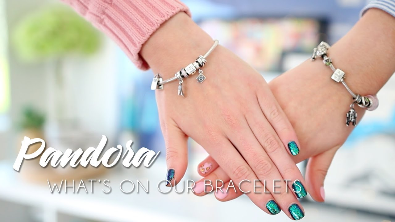 What S On Our Pandora Bracelets Charms Stories