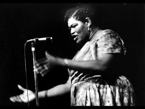 "Big mama Thornton "" Lord, saved Me"""