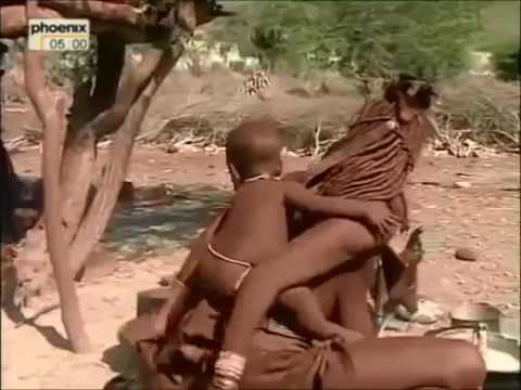 Namibian Tourism Center isolated African culture ★ Culture Documentary HD
