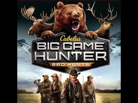 How To Download And Install Game Cabela's Big Game Hunter Pro Hunts 2014 Pc %100