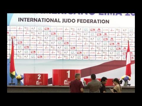 Open Panamericano Lima 2018 - Dia 2 Finales - Tatami 2