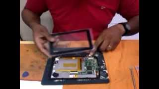 Troca do Touch Tablet Multilaser M7S