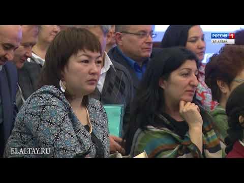 В Горно-Алтайске прошел четвертый съезд врачей