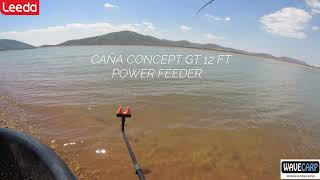Leeda Concept GT 12ft Power Feeder Rod