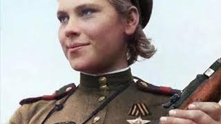 Russian WW2 Women Snipers
