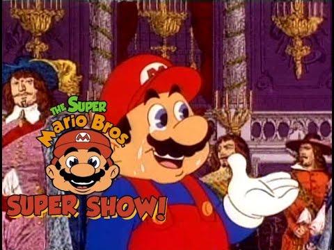 Super Mario Brothers Show 119 Mario And Joliet