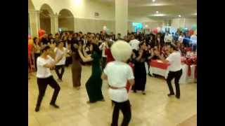 Turkmen Talyplary v Kipre - Küşt Depdi (DAÜ - EMU)