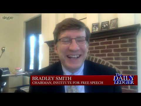 Institute for Free Speech Chairman, Bradley Smith, on the Mueller Probe