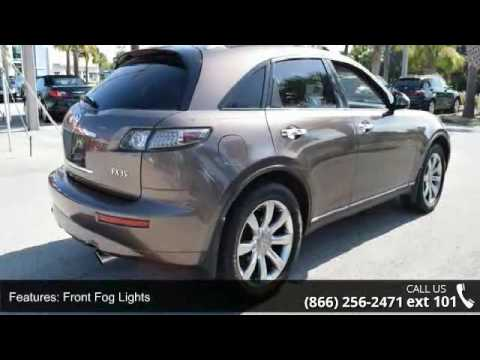 2005 INFINITI FX35 BASE - Castle Used Cars - Jacksonville...