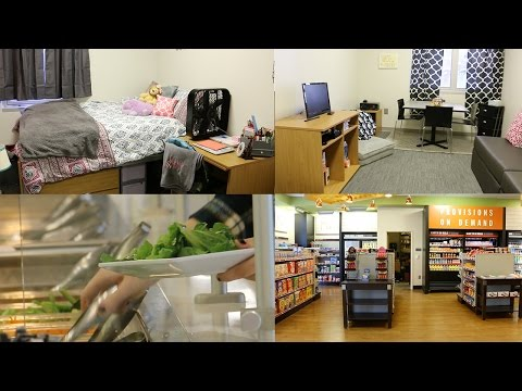 Stokely Family Residence Hall opens its doors for students