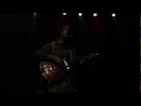 The Low Anthem - Yellowed By The Sun (live) - Crossing Borders, Antwerpen, 20 November 2011 mp3