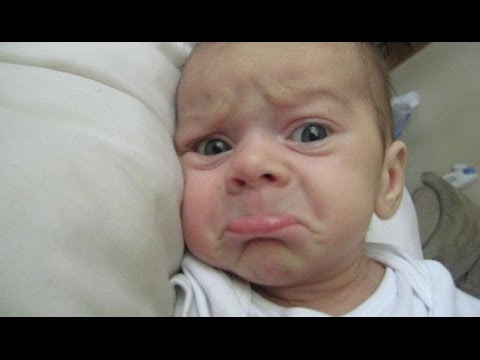 Babies Cry When Daddy Saying Of Random Things -  Funny Baby Videos Compilation 2016