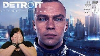 Detroit: Become Human - 3 w 1 #5