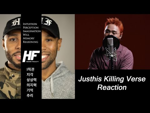 JUSTHIS's Killing Verse