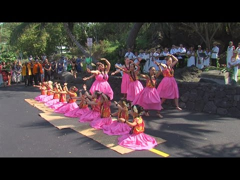Kauikeaouli, Kamehameha III, celebrated in Keauhou