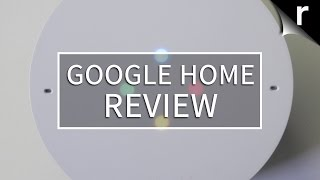 Google Home Review (UK model): Part of the furniture