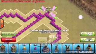 Woll art in clash of clans
