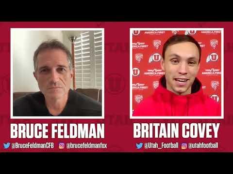 Utah's Britain Covey