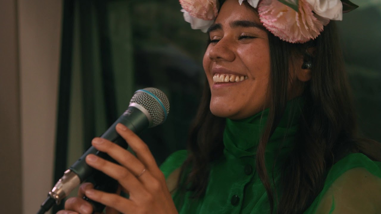 Sotomayor - Tierra Viva (LIve on KEXP)