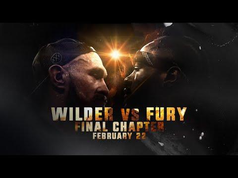 WILDER VS FURY - REMATCH PROMO