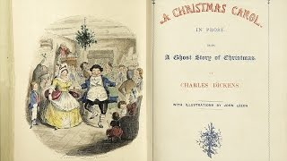 Alt Shift reads Marley's Ghost – Stave One of A Christmas Carol