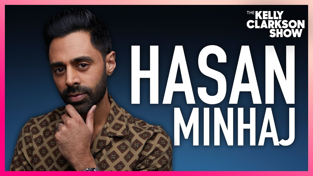 'The Morning Show' Star Hasan Minhaj Reacts To Fan Comments About His Beard