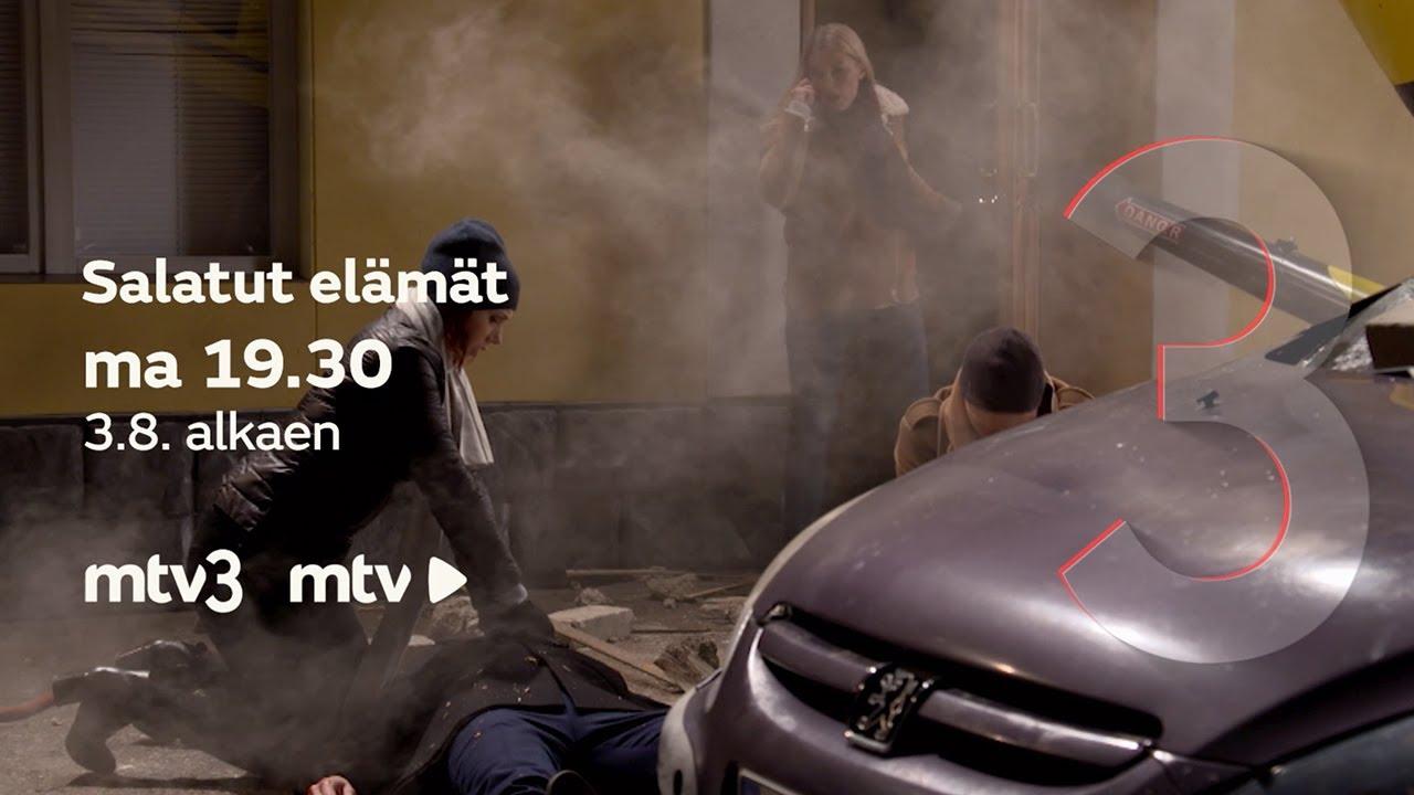 Salkkarit palaa tauolta 3.8. klo 19:30  | Salatut elämät | MTV3