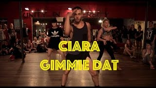 Ciara - Gimmie Dat | Hamilton Evans Choreography
