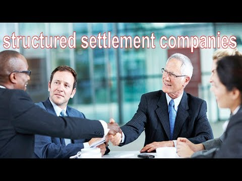 structured settlement companies