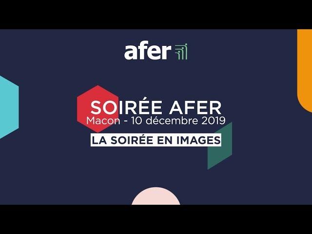 Soirée Afer Macon du 10 décembre 2019