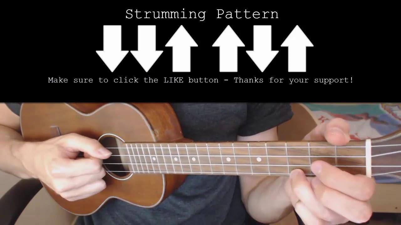 Tiptoe through the tulips easy ukulele tutorial with chords.