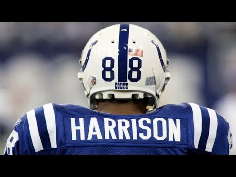 Legend in the Making Marvin Harrison