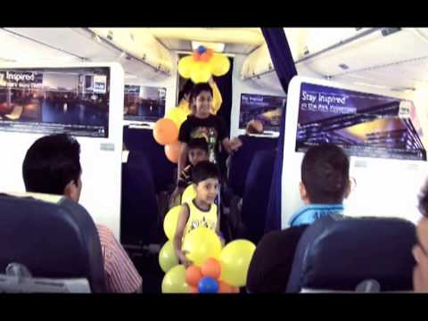 Jet Airways' 20th Anniversary Celebration