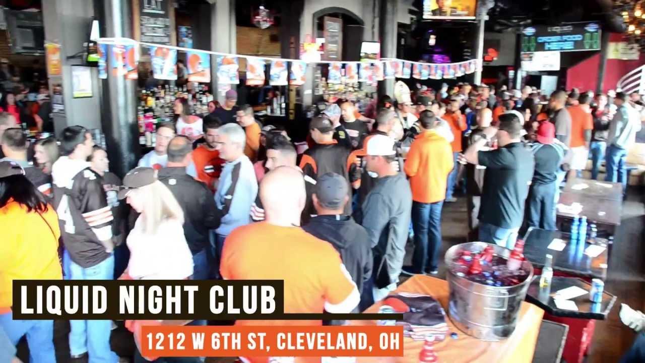 Liquid Nightclub In Cleveland Oh Youtube