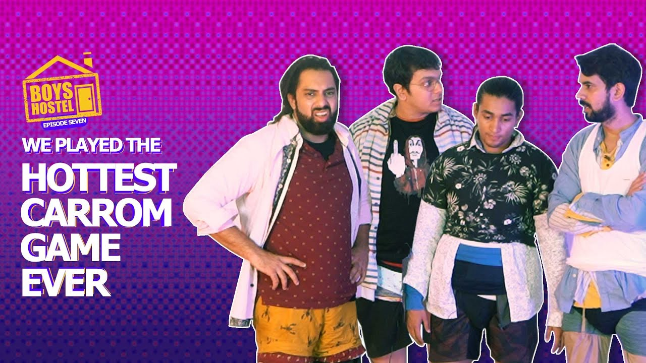 Download We Played The Hottest Carrom Game Ever   Boys Hostel Episode 07   Ok Tested
