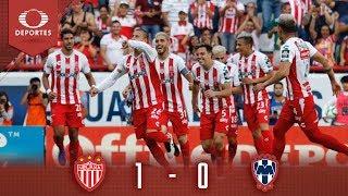 Resumen Necaxa vs Monterrey - Liguilla | Clausura 2019 - Cuartos de final | Televisa Deportes