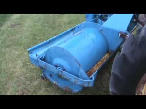 Ford New Holland 22-I24 917 Flail Mower 3 Point Hitch Mower For Sale