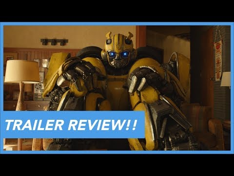 Bumblebee - Trailer #1 Review